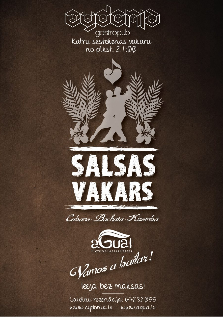 SALSAS VAKARI